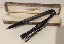 Portamine in argento propelling pencil, vintage anni '30