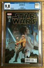 Star Wars #1 CGC 9.8 Hot Topic Recalled Variant