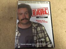 * DVD TV NEW SEALED * MY NAME IS EARL SEASON 1
