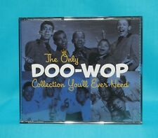The Only Doo-Wop Collection You'll Ever Need [Box] by Various Artists (CD, Jan-2