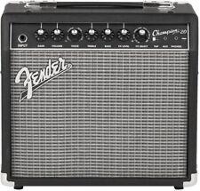 Fender Champion 20 20w Electric Guitar Amplifier Amp
