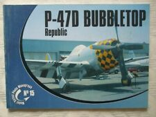 Republic P-47D BUBBLETOP  - Model Detail Photo Monograph ENGLISH!