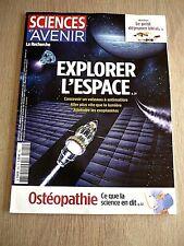 SCIENCES  ET  AVENIR  N° 895  -  SEPTEMBRE   2021   /  EXPLORER  L'ESPACE
