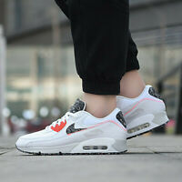 """Nike Air Max 90 Shoes """"Recycled Wool"""" White Photon Dust DD0383-100 Men's NEW"""