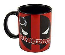Marvel Deadpool Classic Comic Nouveauté Café Thé Tasse * Nouveau-UK Rapide Envoi *