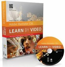 Adobe Illustrator CS6: Learn by Video, video2brain, Chelius, Chad, Taylor, Angie
