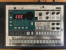 Korg Electribe Es-1 Rhythm Production Sampler Groovebox Lo Fi Step Sequencer