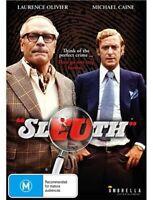 Sleuth (2015, DVD NEUF) (RÉGION 0)