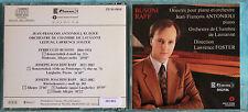 BUSONI RAFF - CONZERTE ANTONIOLI - 1 CD n.1004