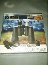 Meridian Point double barreled binocular flask game day gear