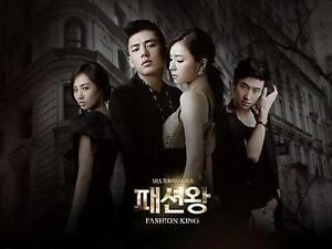 Fashion King   NEW    Korean Drama - GOOD ENG SUBS