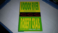 Voodoo River by Robert Crais (1995, Hardcover) SIGNED 1st/1st