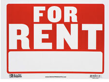 2PC FOR RENT Sign — 12x16 inch Weatherproof Plastic : Property