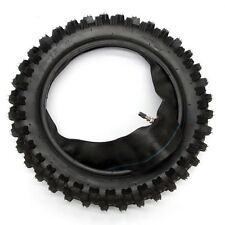 3.00-12 Tyre Inner Tube 80/100-12 Knobbly Rear Pit Dirt Bike Pitbike 300/12 Tire