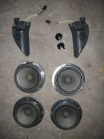Original VW Golf 6 Highline Soundsystem / Lautsprecher A3384
