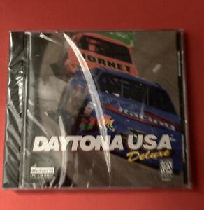 Daytona USA (Deluxe Edition) (PC, 1997) New Sealed