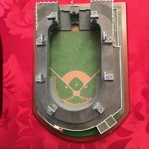 Danbury Mint The Polo Grounds  New York Giants Replica Baseball Stadium W/COA