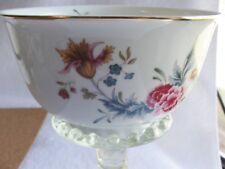 Vintage Estate American Heirloom 1981 Independance Day Bowl Avon Japan Floral