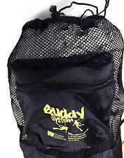 Scuba Diving Foldable Light Backpack Mesh Duffel Bag