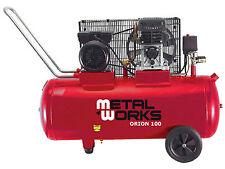 Kompressor 2,2 kw 100 Liter  Druckluft Werkstattkompressor Druckluftkompressor