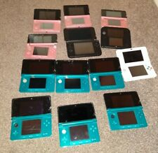 SPARES / REPAIRS ! FAULTY ! 13 X  NINTENDO 3DS CONSOLES !