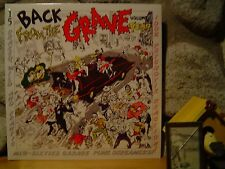 BACK FROM THE GRAVE Vol. 4 LP/'60s Garage Rock/Nuggets/Highs In The Mid Sixties