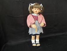 GOTZ Susi EIMER poupée d' Artiste Doll Puppen Benediktine  H=50 cm