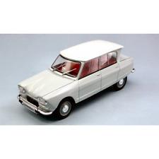 CITROEN AMI 6 1961 GREEN/WHITE 1:24 Whitebox Auto Stradali Die Cast Modellino