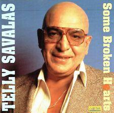 (CD) Telly Savallas - Some Broken Hearts - Honey, u.a.