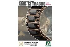 Takom TAKO2061 1/35 French Light Tank AMX-13 Tracks with Rubber