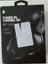 Skullcandy Riff Wired On-Ear Headphones - Black (Model S5PXY) Torn Box