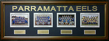 PARRAMATTA EELS PREMIERSHIP YEARS 1981, 1982, 1983 AND 1986 LIMITED EDITION