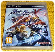 Soul Calibur V videogioco Namco PS3 <=