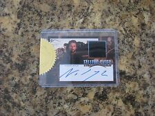 Falling Skies Season 2 - Noah Wyle Autograph Costume Card - 4 Box Incentive