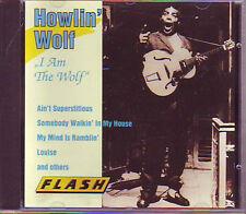 HOWLIN' WOLF - I am the Wolf CD