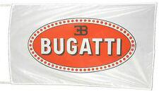 Large Bugatti flag 1500mm x 900mm (of)