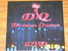 EUROVISION 2007 DENMARK DRAMA QUEEN BRAND NEW PROMO DVD