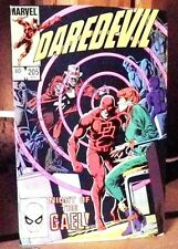 Daredevil 205  NM to Mint cond Frank Miller art