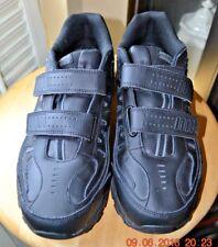Skechers Sport Men's Afterburn Strike Memory Foam Hook-and-Loop Sneaker