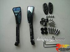 Tomok Rétroviseurs arrière Noir pr Suzuki GSXR 1000 01-04 K1 K3 03 02 K2