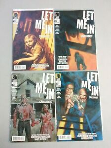 LET ME IN: CROSSROADS #1 2 3 4 COMPLETE MINISERIES SET PRELUDE TO FILM