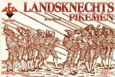 Red Box 1/72 Landsknechts Soldats À Lances 16ème Siècle # 72058