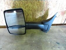 03-14 Chevy Express/GMC Savanna RV Cutaway Chasis Velvac LH Manual Towing Mirror