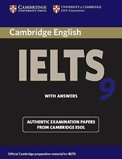 IELTS Practice Tests: Cambridge IELTS 9 Student's Book with Answers :...