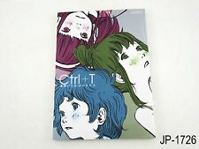 Ctrl+T Asano Inio Works Japanese Artbook Japan Illustration Book US Seller