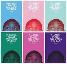PHARRELL: PLACES AND SPACES I'VE BEEN - NEW HARDCOVER BOOK