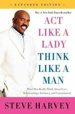 Act Like a Lady, Think Like a Man: What Men Really Think About Love,...
