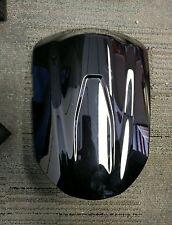 08 09 Suzuki GSXR 600 750 Passenger Seat Cover Solo Cowl Cowling BLACK OEM