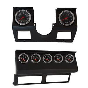 AutoMeter 7040 Jeep Complete Instrument Upgrade Kit Fits 87-95 Wrangler (YJ)