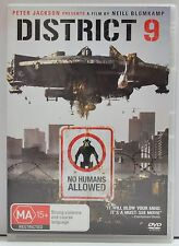 DISTRICT 9, DVD , FnF